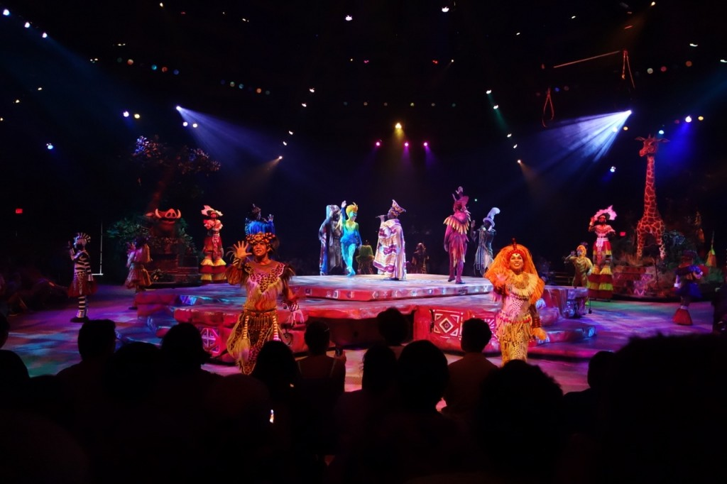 Festival of the Lion King from yourfirstvisit.net
