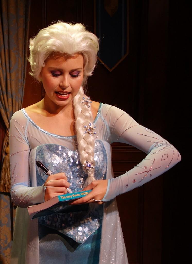 Elsa likesThe easy Guide too