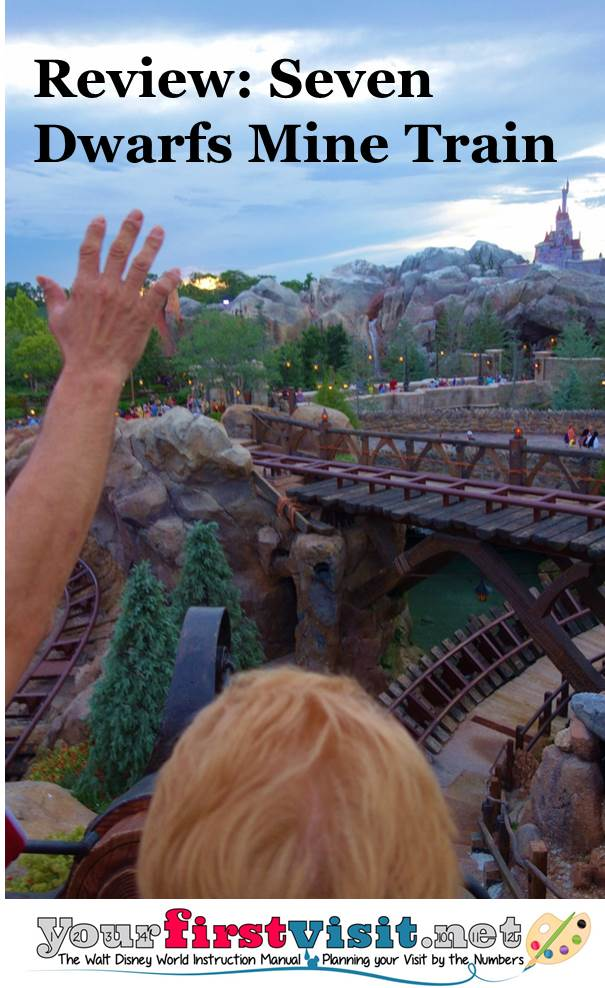 Review--Seven Dwarfs Mine Train from yourfirstvisit.net