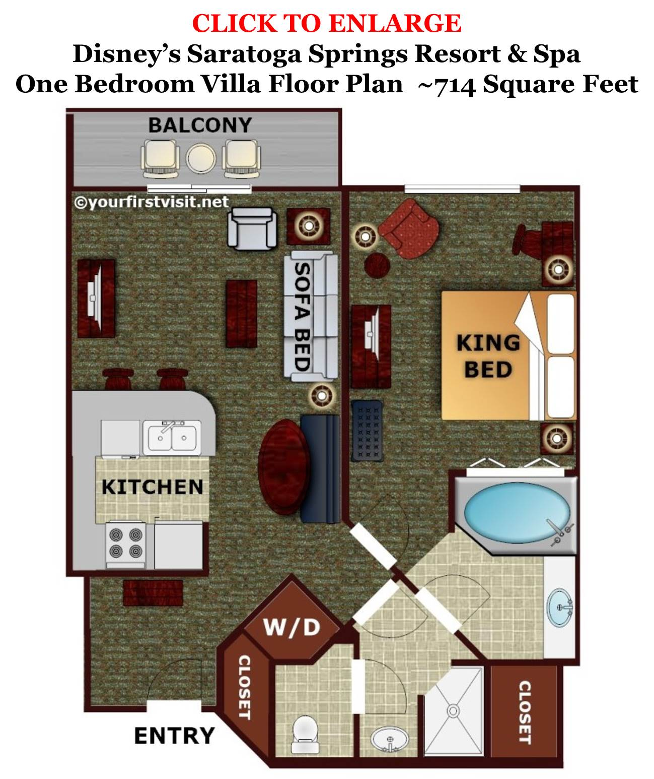 Saratoga Springs Treehouse Villas Floor Plan Review Disney S Saratoga Springs Resort Amp Spa Page 4