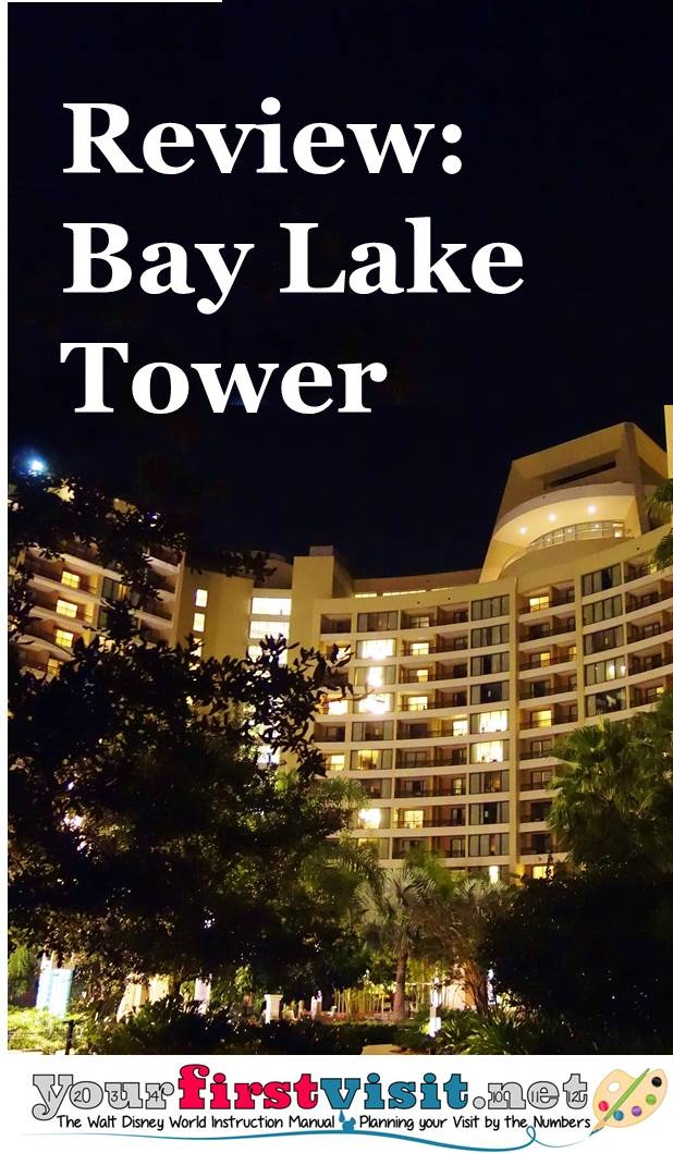 Review - Bay Lake Tower from yourfirstvisit.net