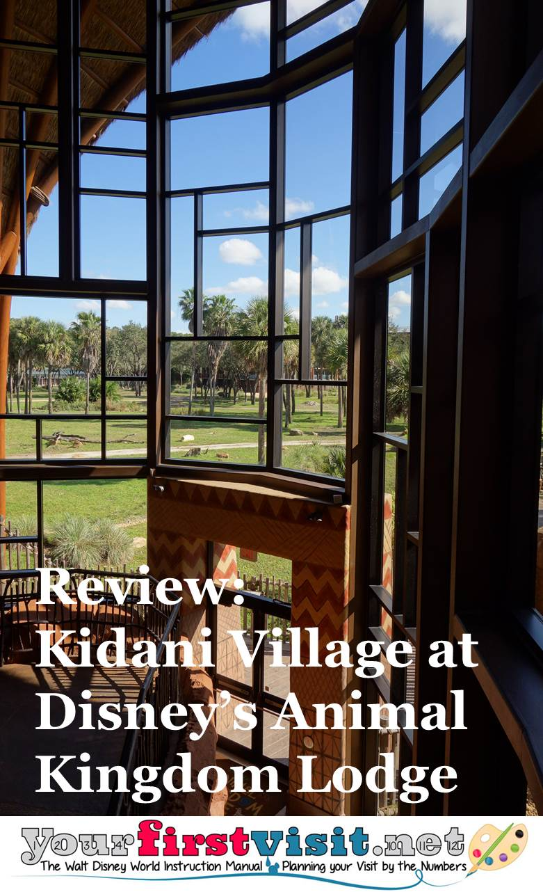 Review - Kidani Village at Disney's Animal Kingdom Lodge
