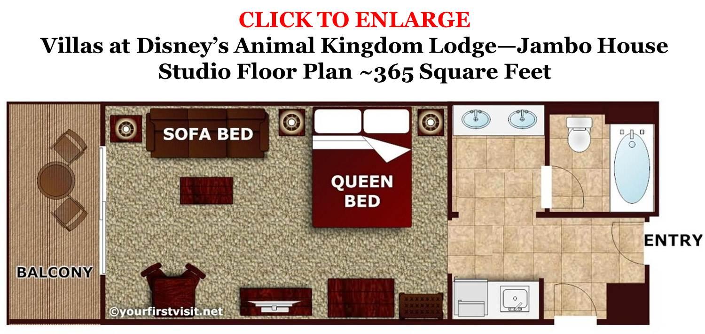 Review Disney 39 S Animal Kingdom Villas Jambo House Continued