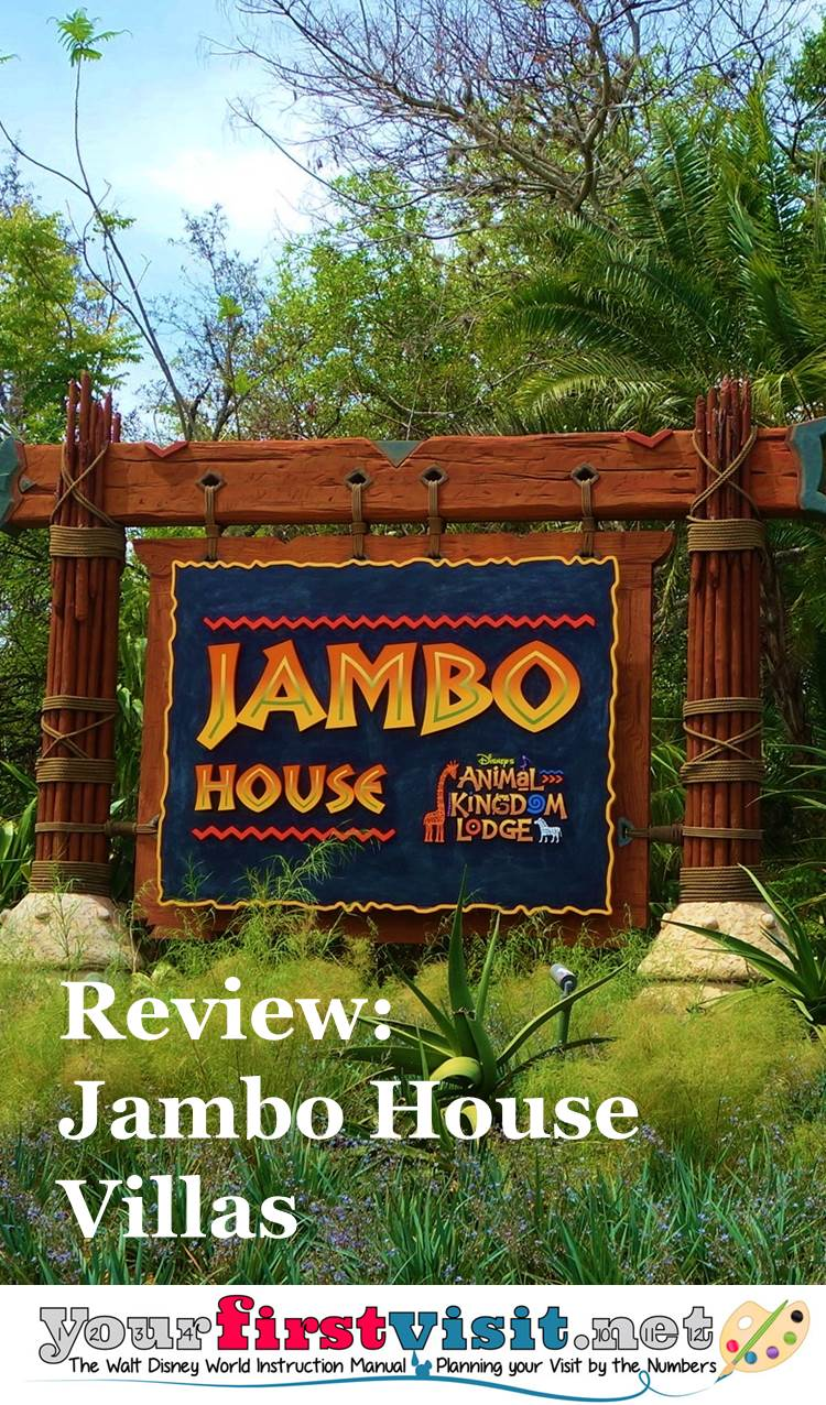 Review - Jambo House Villas from yourfirstvisit.net