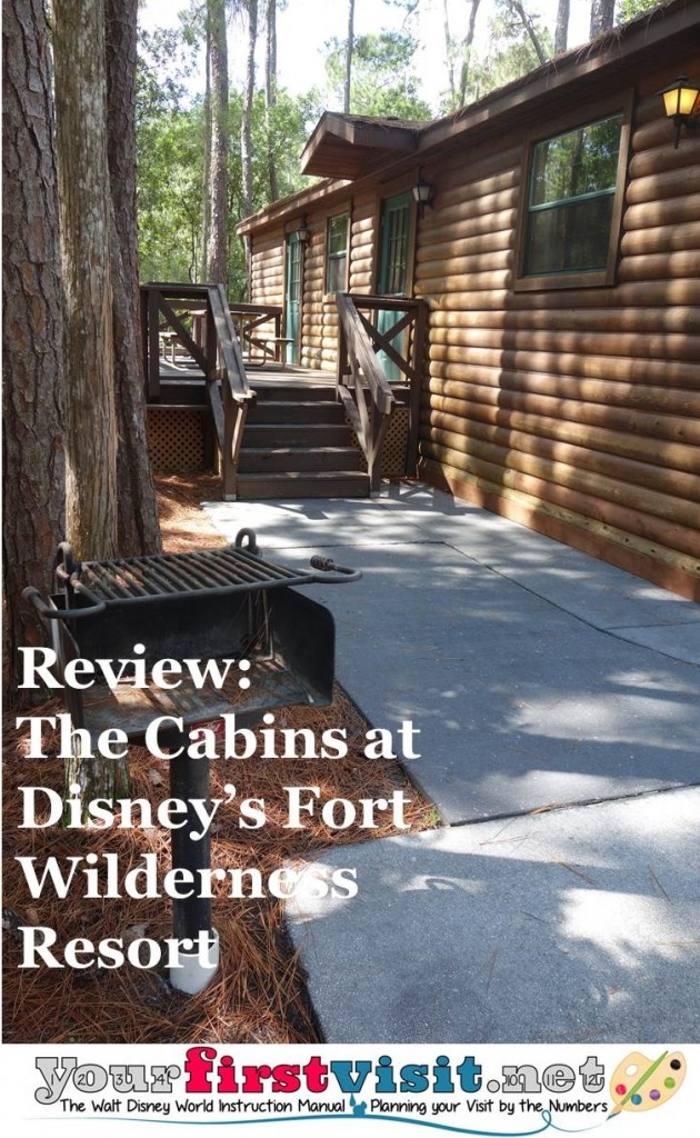 Review The Cabins at Disney's Fort Wilderness Resort and Campground from yourfirstvisit.net