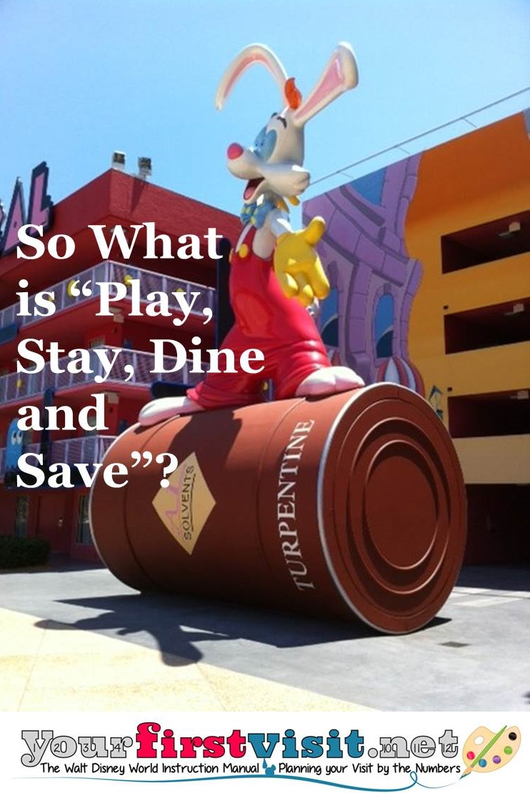What the Heck is Stay Play Dine and Save from yourfirstvisit.net