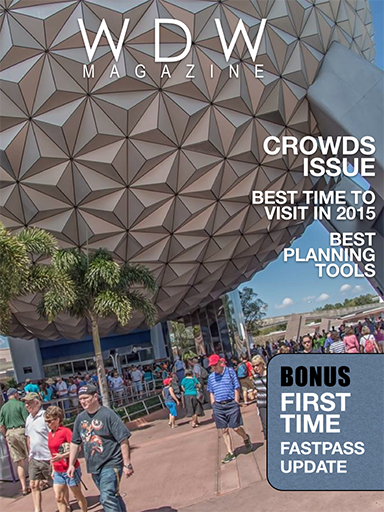WDW Magazine Crowds Issue