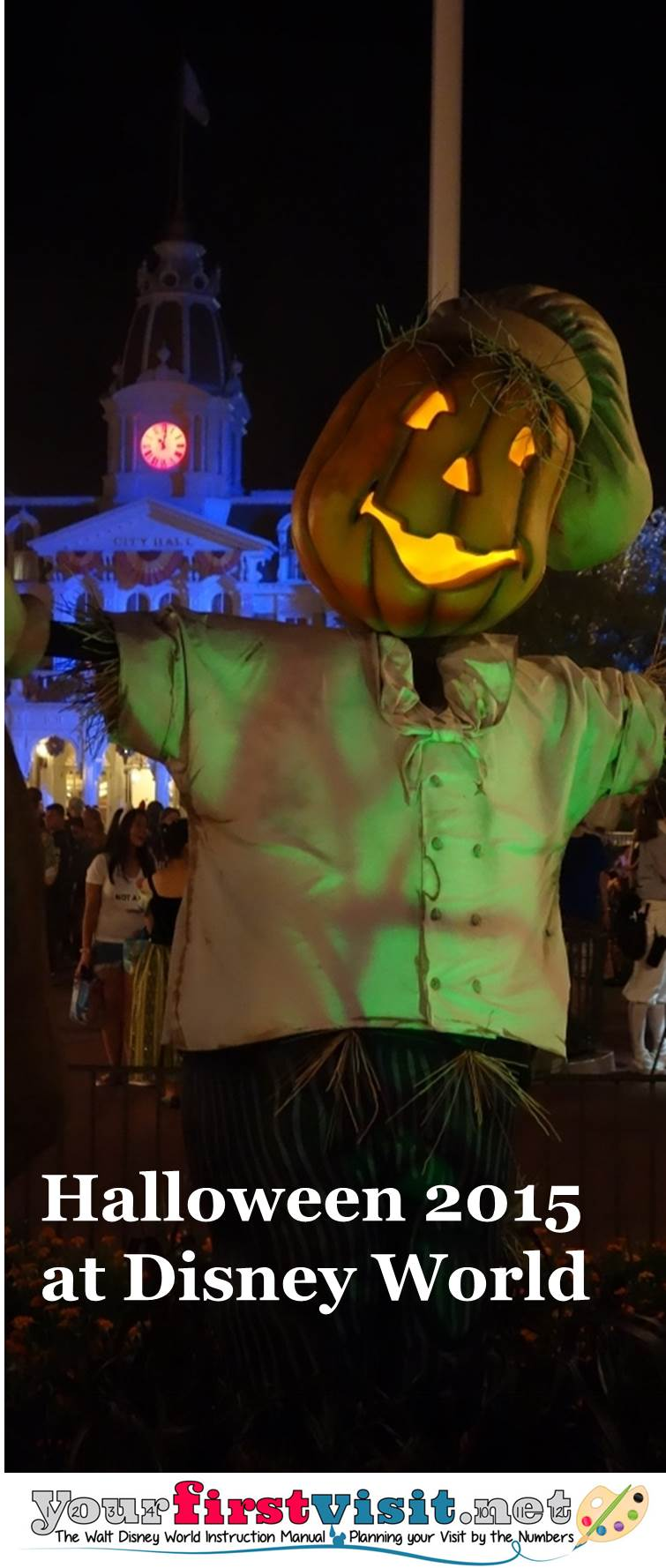 Mickey's Not So Scary Halloween Party 2015 from yourfirstvisit.net