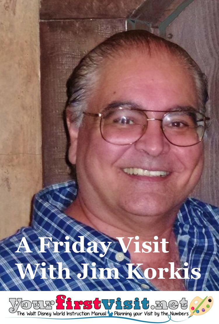 About Jim Korkis--A Friday Visit with Jim Korkis from yourfirstvisit.net