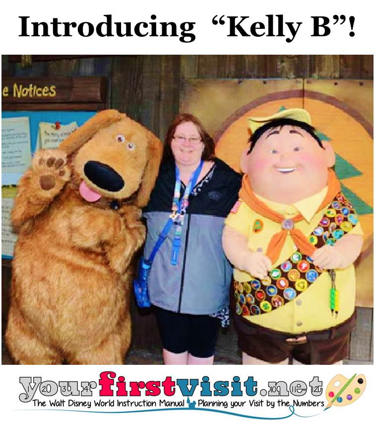 Introducing Kelly B from yourfirstvisit.net