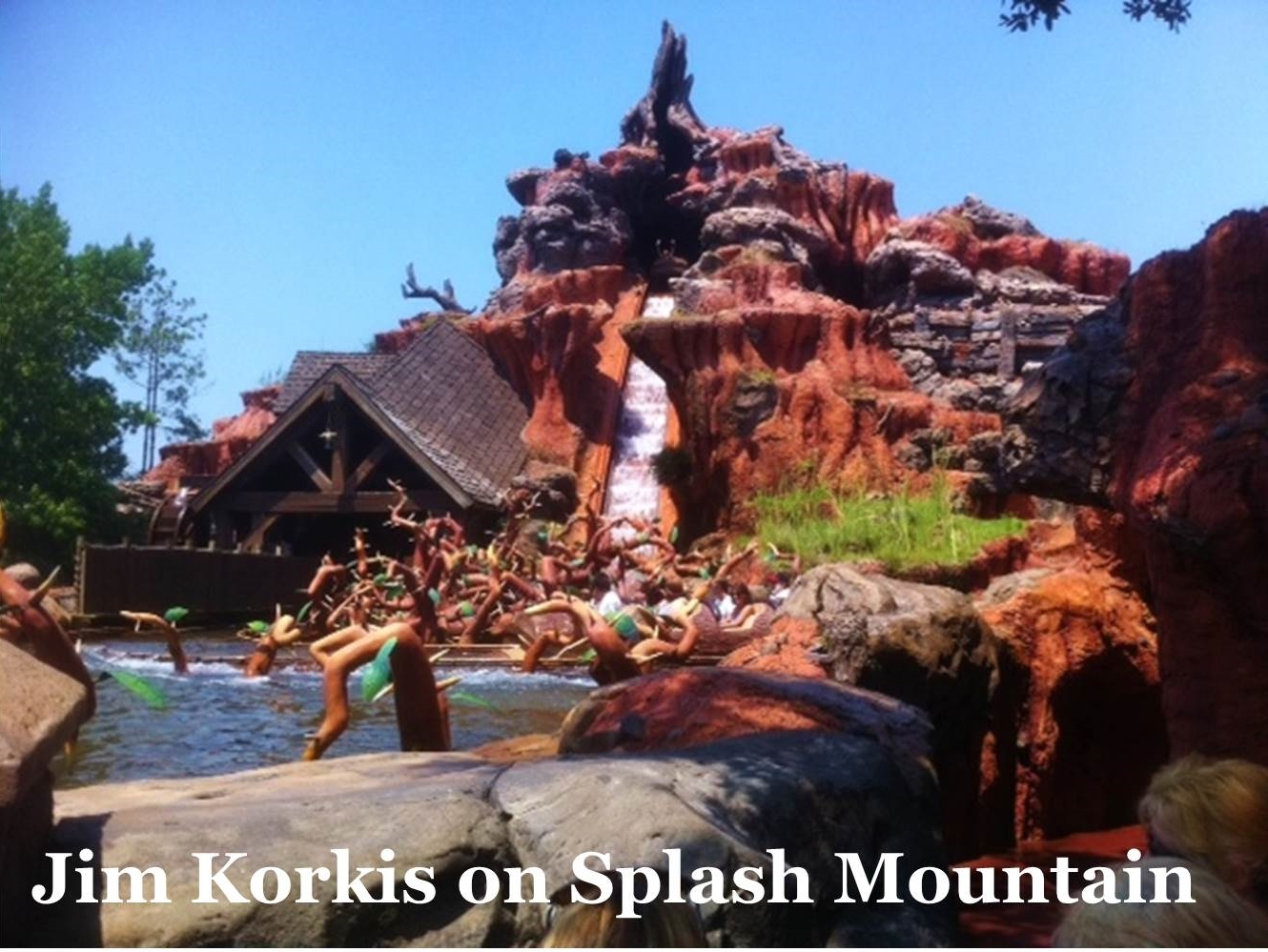 Jim Korkis - Splash Mountain from yourfirstvisit.net