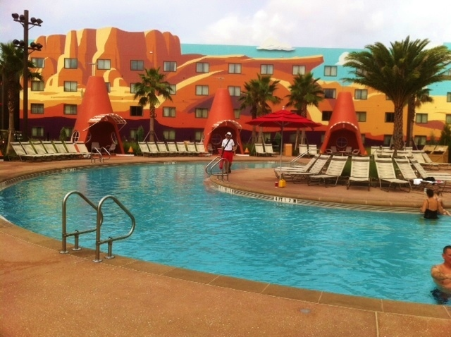 The Pools At Disney 39 S Art Of Animation Resort