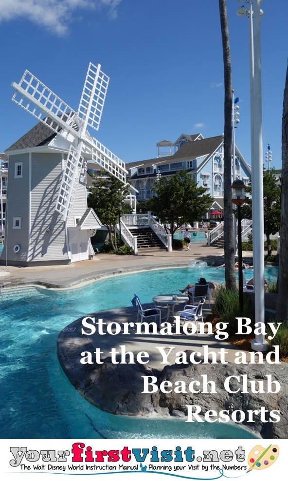 Review Stormalong Bay at Disney's Yacht and Beach Club Resorts from yourfirstvist.net