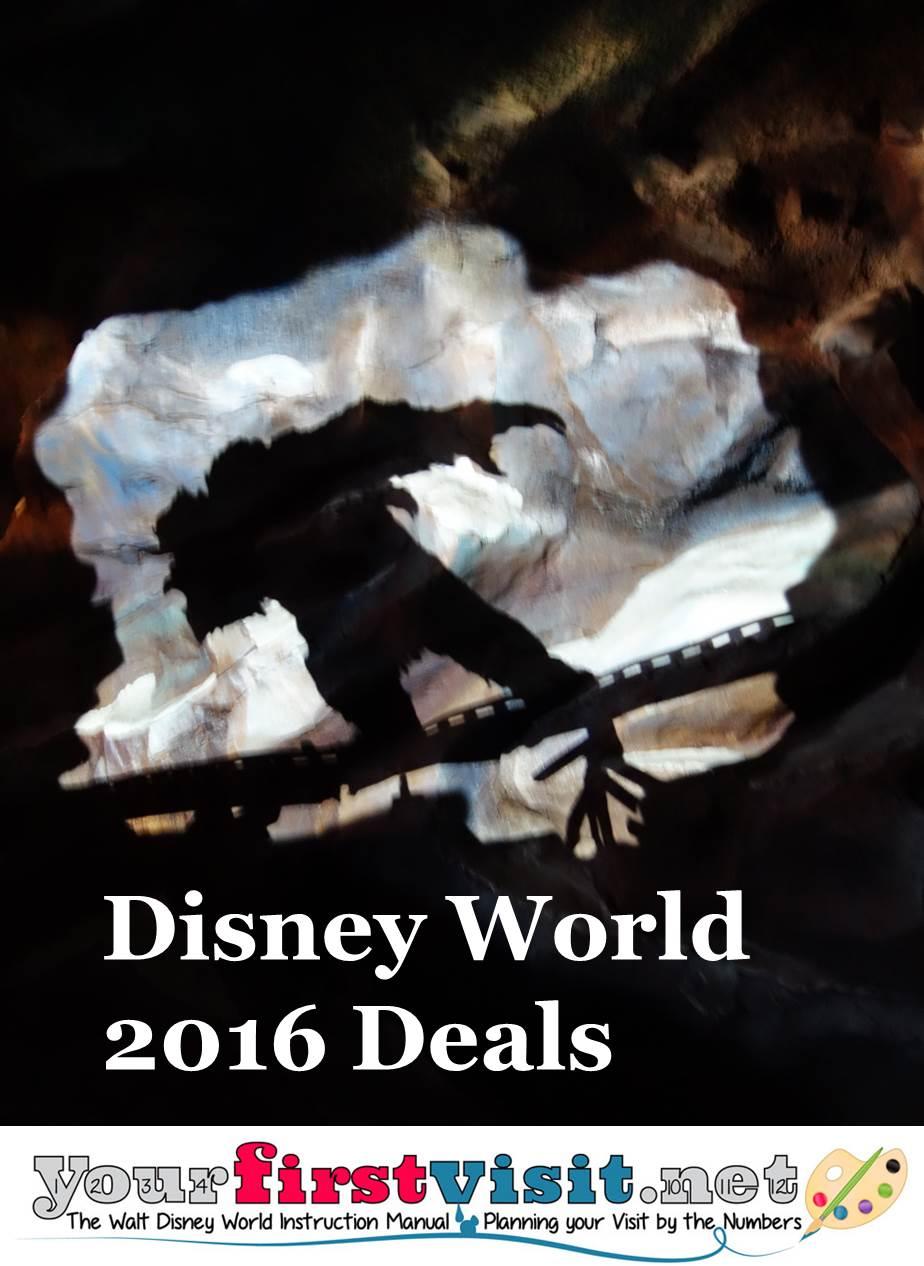 Disney World 2016 Deals Expected Next Week from yourfirstvisit.net