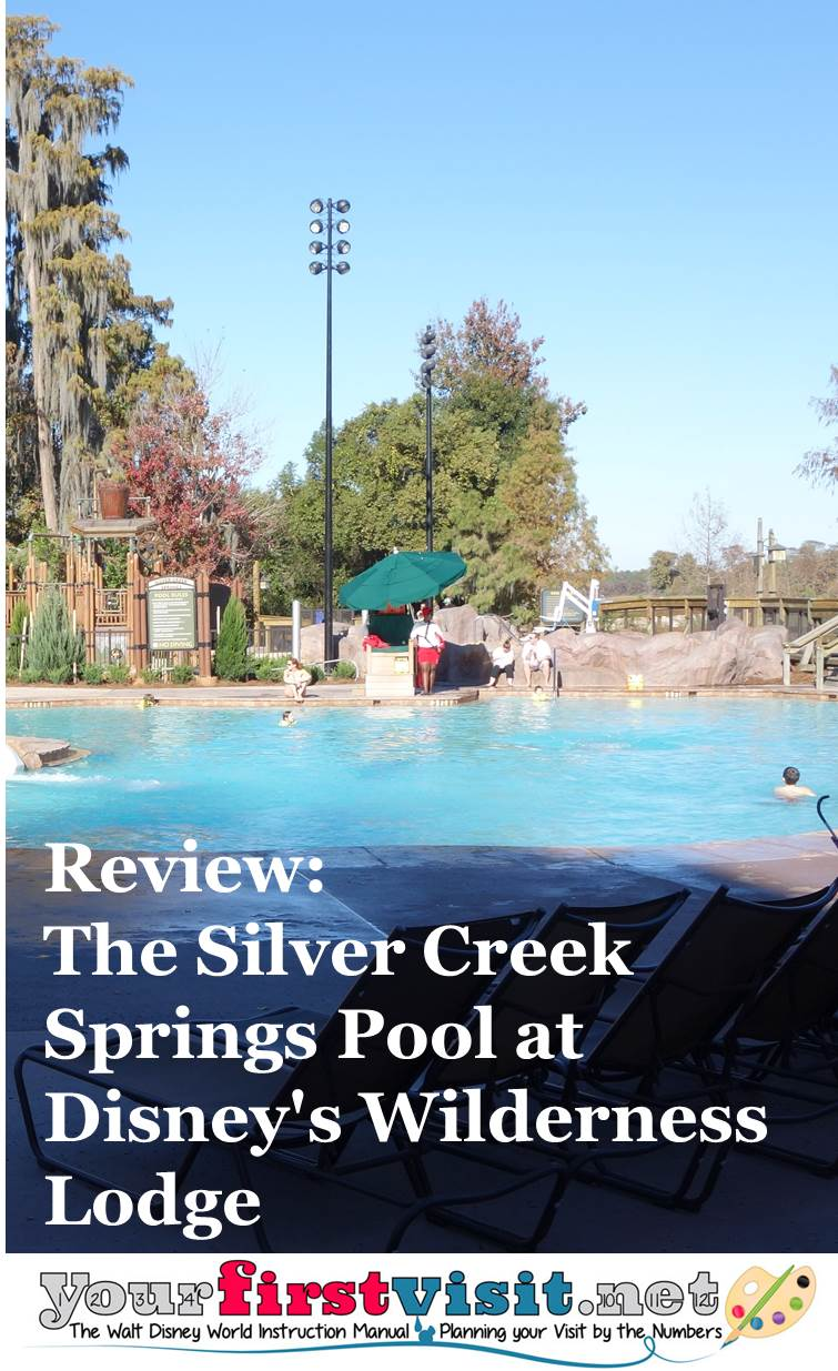 Review The Silver Creek Springs Pool at Disney's Wilderness Lodge from yourfirstvisit.net