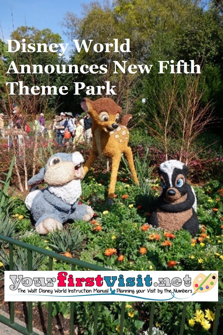 New Disney World Fifth Park Themed to Sadness and Loss from yourfirstvisit.net
