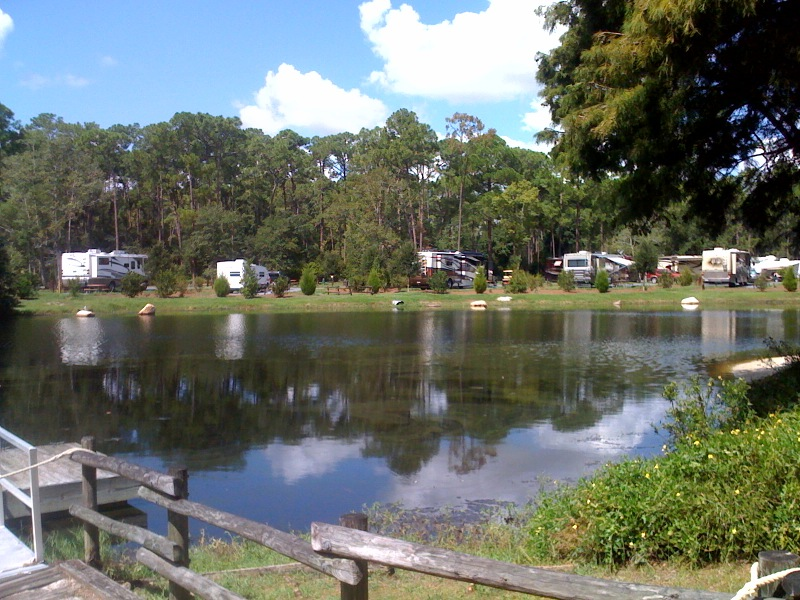 Review The Campsites At Disney S Fort Wilderness Resort