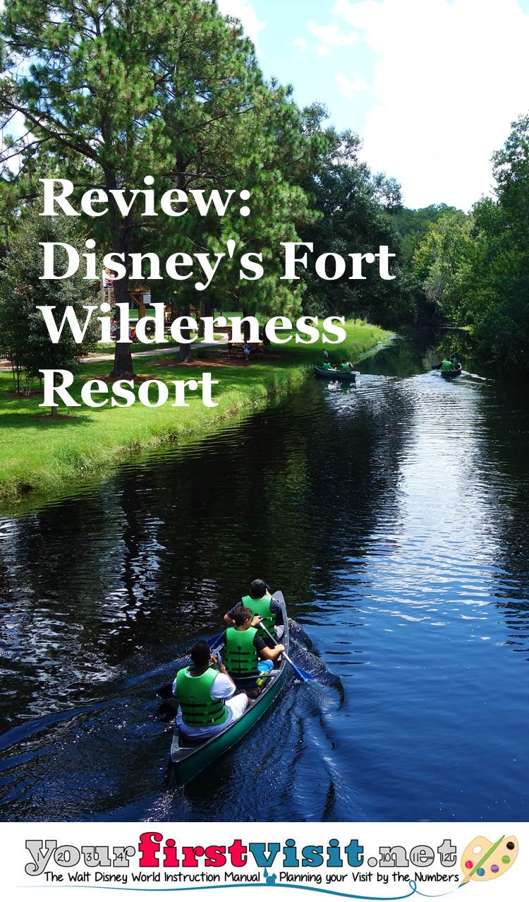 Review Disney's Fort Wilderness Resort from yourfirstvisit.net