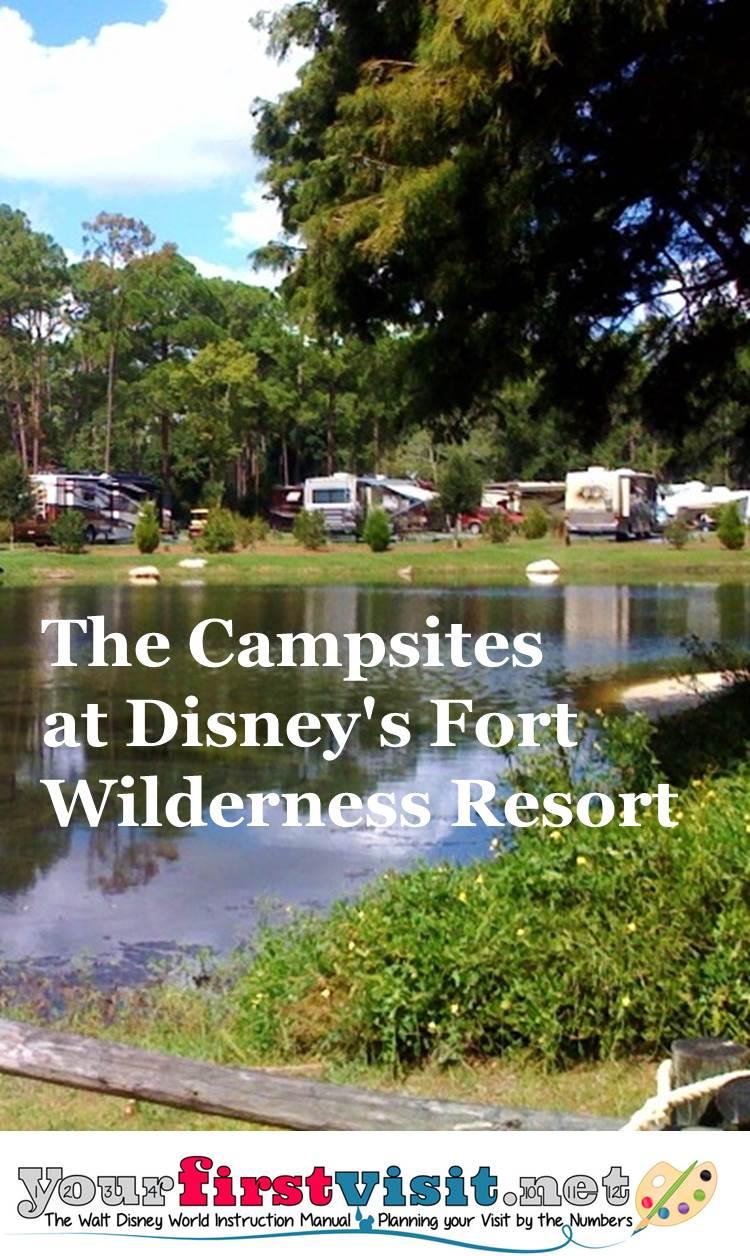 Campground Review: Fort Wilderness in Walt Disney World