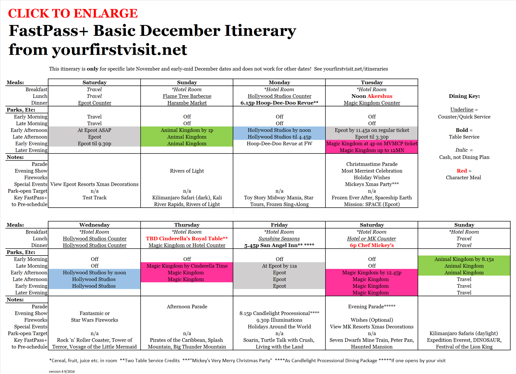 basic-december-itinerary-from-yourfirstvisit-net