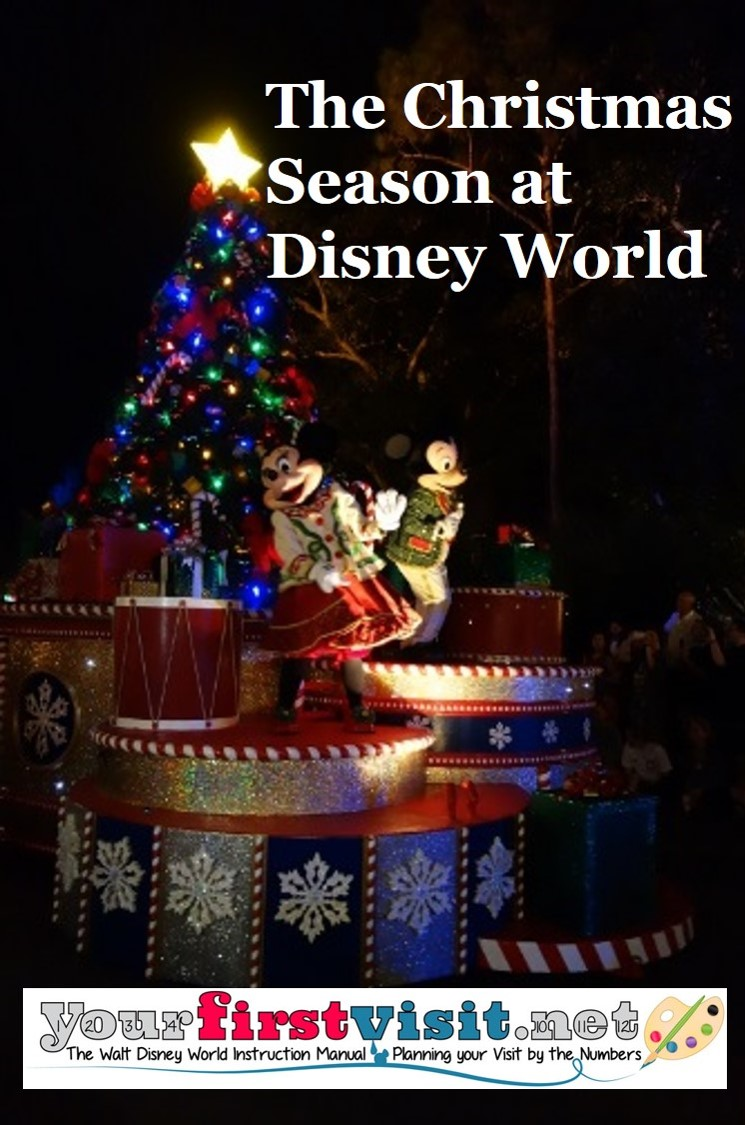 Christmas 2016 at Disney World from yourfirstvisit.net