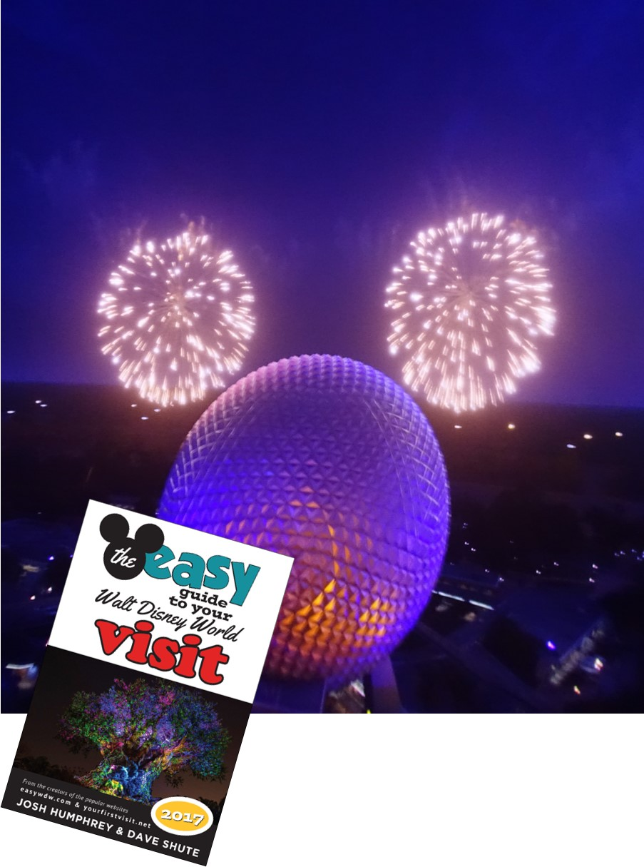 Tthe 2017 easy Guide to Your Walt Disney World Visit