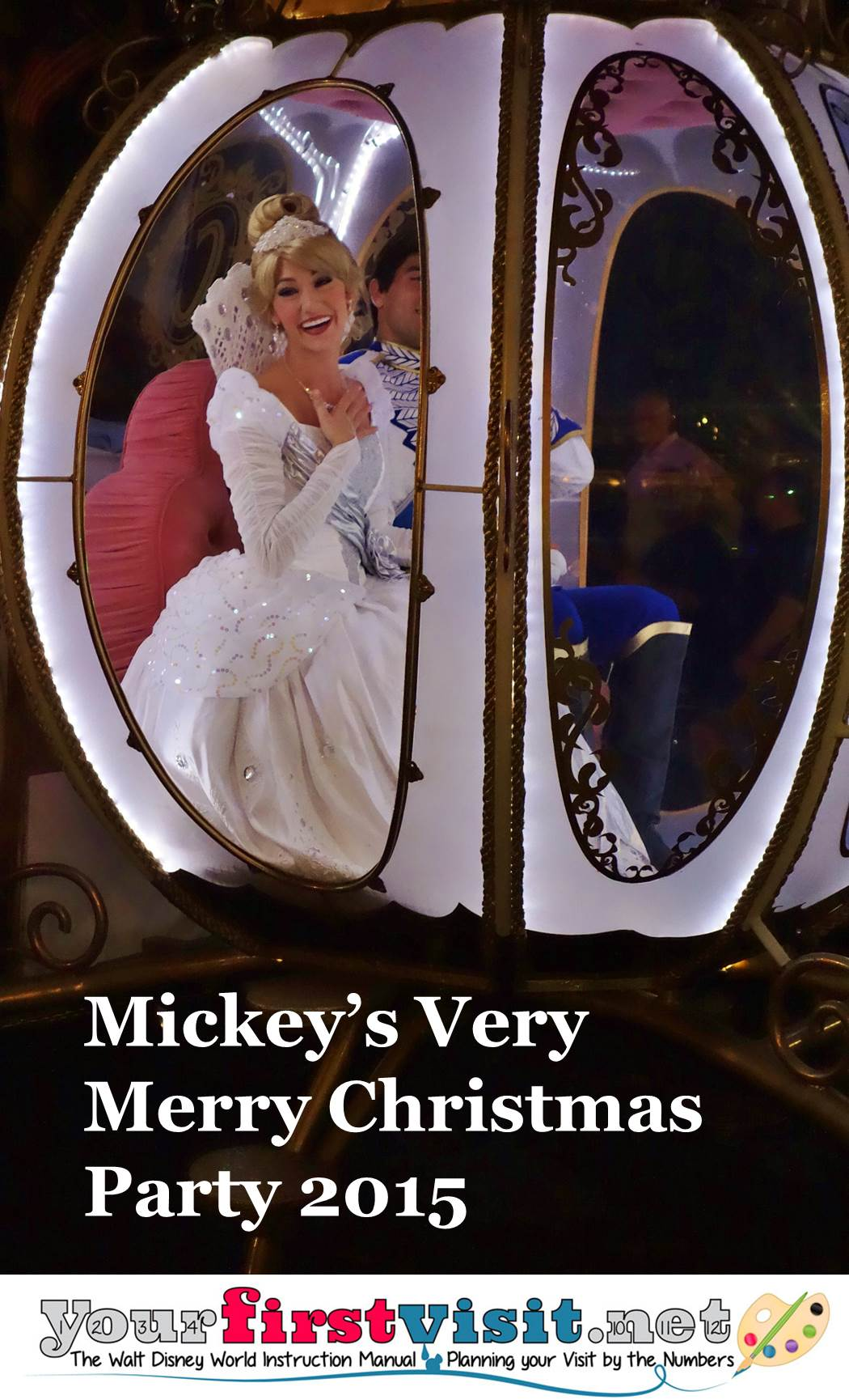 Review Mickey's Very Merry Christmas Party 2015 from yourfirstvisit.net