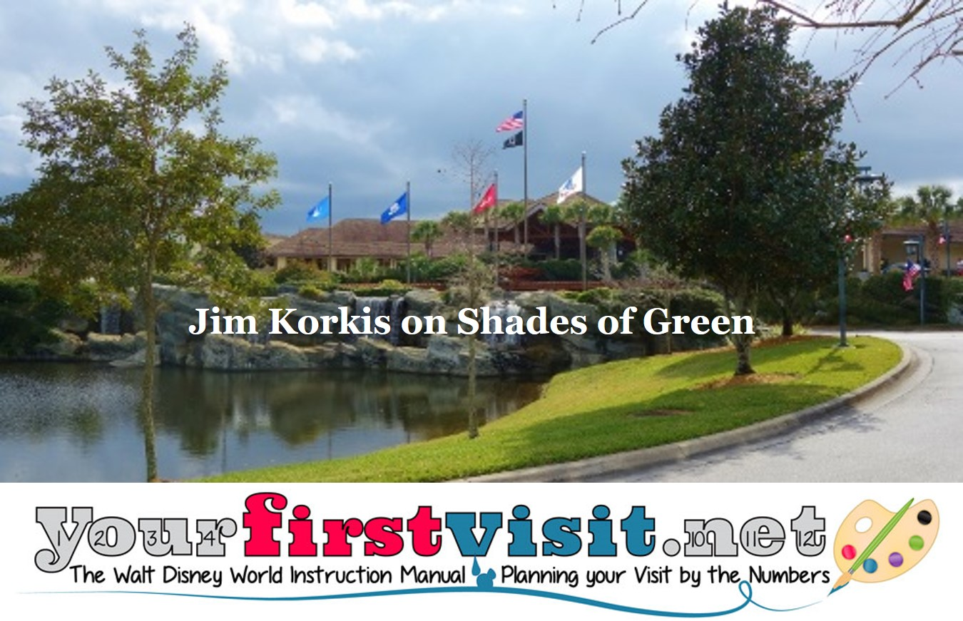 Jim Korkis on Shades of Green from yourfirstvisit.net