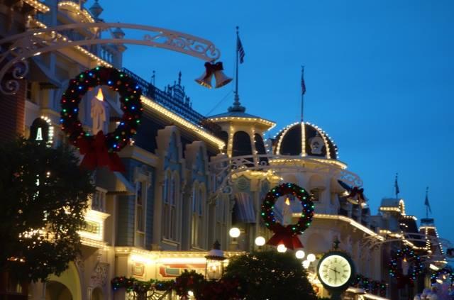 Main Street at the Magic Kingdom
