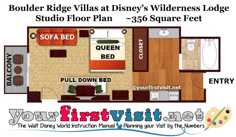 Disney Beach Club Floor Plan Copper Creek Villas At Disney S Wilderness Lodge