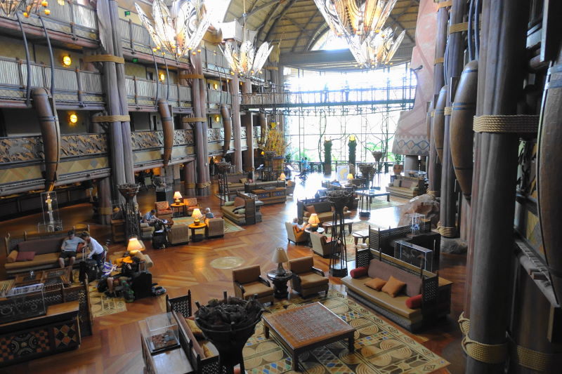 Disney's Animal Kingdom Lodge from yourfirstvisit.net