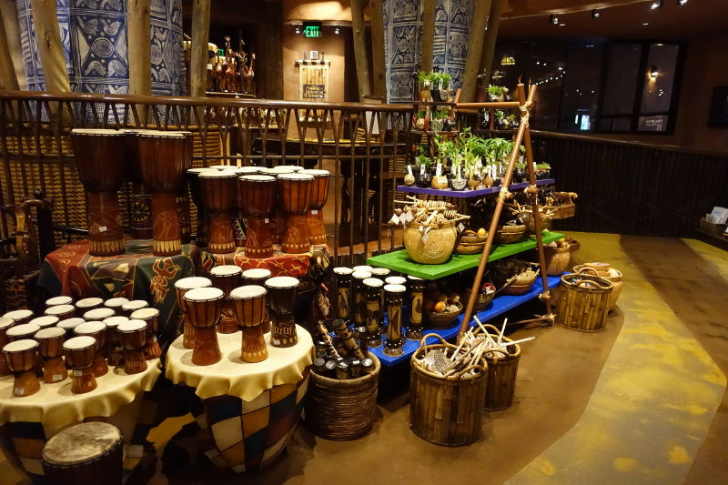 Gift Shop Disney's Animal Kingdom Lodge from yourfirstvisit.net (3)