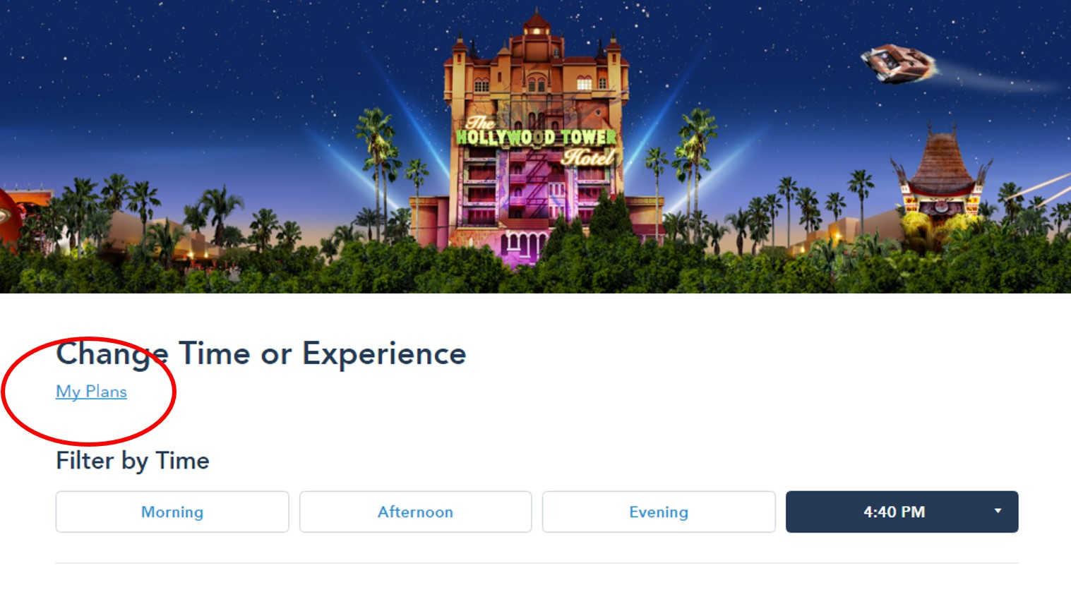 My Plans for FastPass+ from yourfirstvisit.net