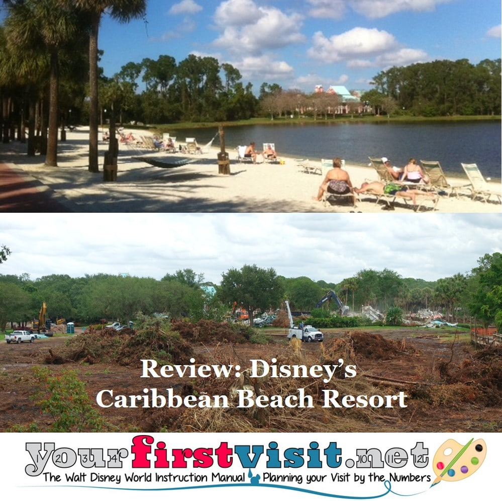 Caribbean Beach: Review: Disney's Caribbean Beach Resort