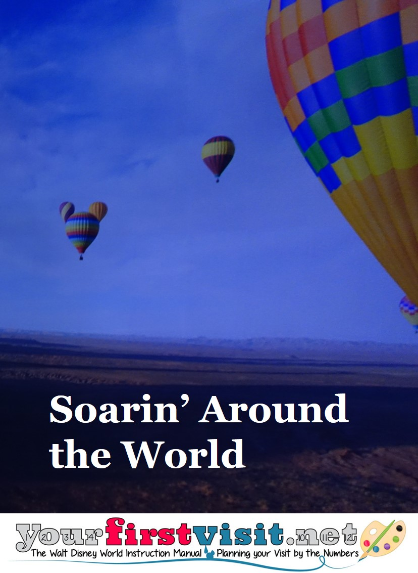 Review: Soarin' Around The World At Epcot