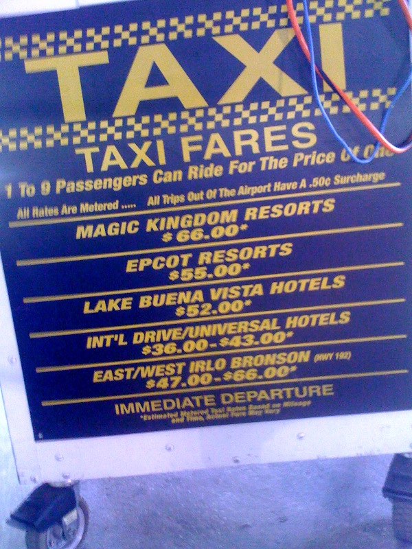 Affordable Car Rental >> The Tightwad's Guide to Staying Off-Site at Walt Disney ...