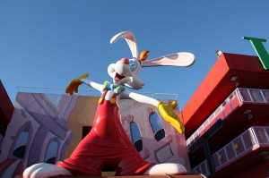 Disney's Pop Century Has a Hare More Kid Appeal