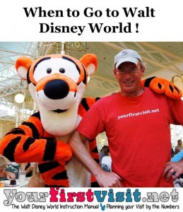 When to Go to Walt Disney World from yourfirstvisit.net