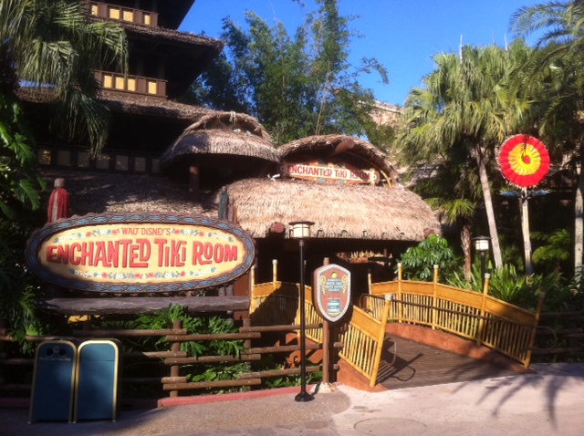 Review Walt Disney S Enchanted Tiki Room At The Magic