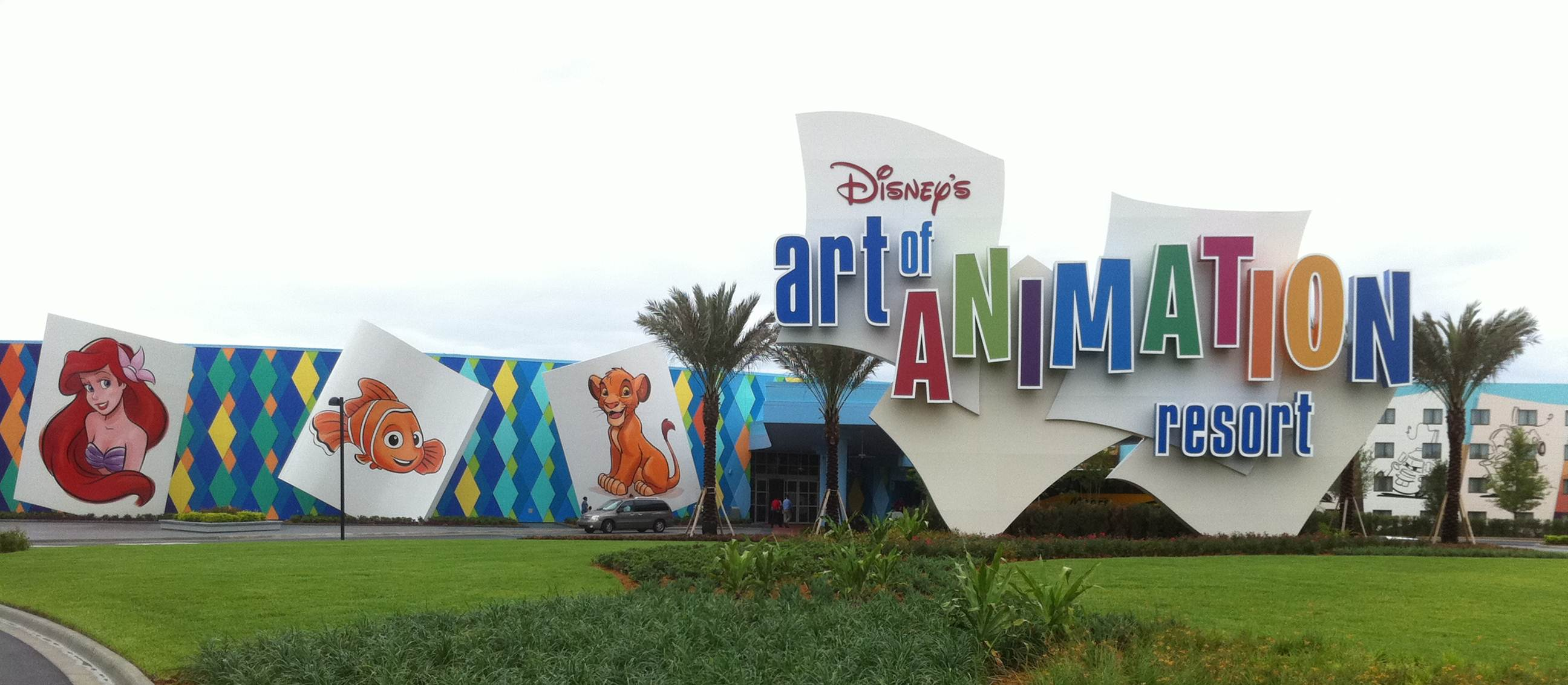 Best Rooms At Art Of Animation Resort