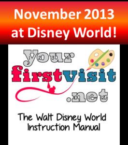 Thanksgiving Week 2013 at Walt Disney World from yourfirstvisit.net