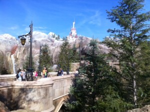 Bridge to Be Our Guest in New Fantasyland