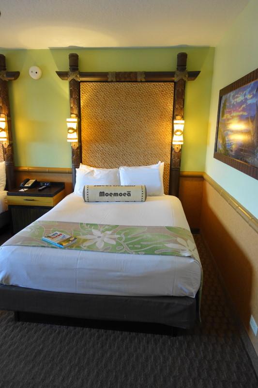 Photo Tour Of A Standard Room At Disney S Polynesian