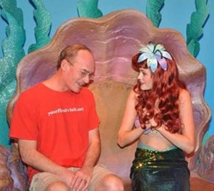 me and ariel
