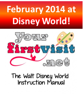 February 2014 at Walt Disney World from yourfirstvisit.net