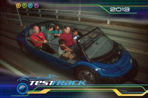 FastPass+ on Test Track from yourfirstvisit.net
