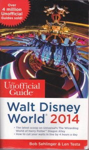 Review The Unofficial Guide to Walt Disney World from yourfirstvisit.net