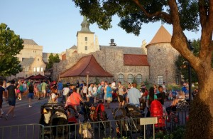 Akershus in Norway at Epcot from yourfirstvisit.net