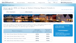 Room Rate Discount 2014 Disney World Deal from yourfirstvisit.net