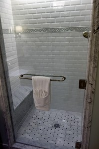 Stand-Alone Shower Second Bedroom at Disney's Grand Floridian Resort & Spa from yourfirstvisit.net